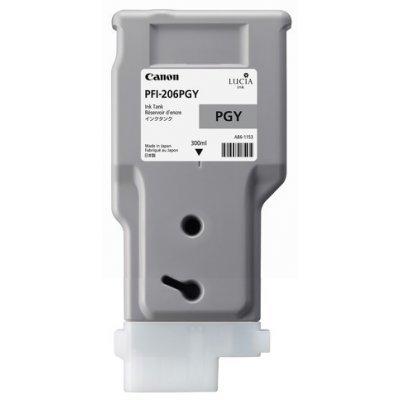 Картридж Canon PFI-206 PGY (5313B001) (5313B001)Картриджи для струйных аппаратов Canon<br><br>