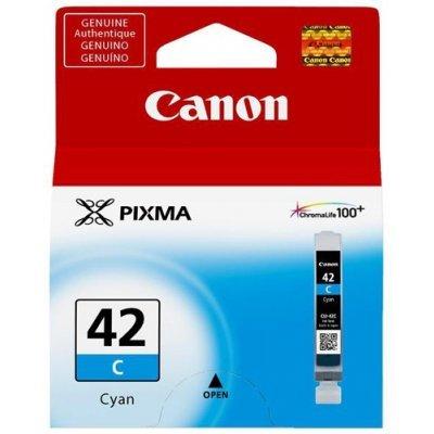 Картридж Canon CLI-42 C (6385B001) (6385B001)Картриджи для струйных аппаратов Canon<br>EUR/OCN<br>