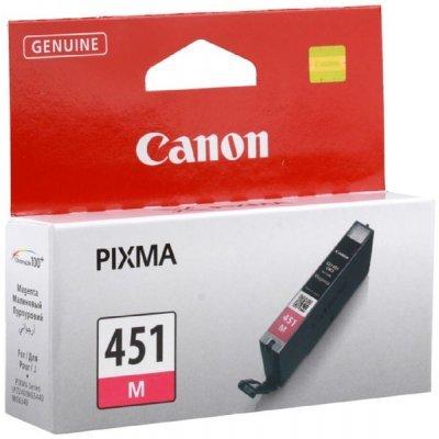 Картридж Canon CLI-451 M EMB (6525B001) (6525B001) цена и фото
