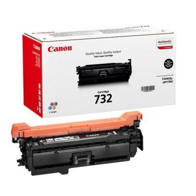 Тонер-картридж Canon 732HBK (6264B002) (6264B002)Тонер-картриджи для лазерных аппаратов Canon<br>для LBP7100/7110 (2 400 стр)<br>