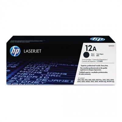 Картридж HP (Q2612A) для HP LaserJet 1010/ 1012/ 1015/ 1018/ 1020/ 1022/ 3015/ 3020/ 3030/ 3050/ 3052/ 3055/ M1005/ 1319 (Q2612A)