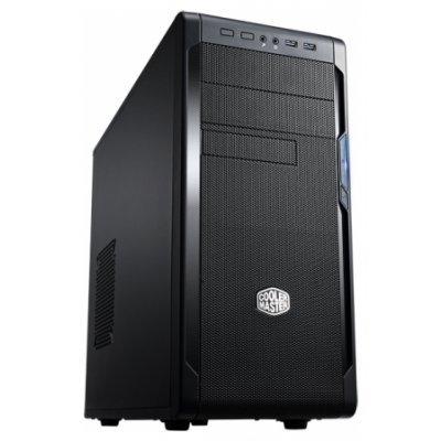 Корпус Cooler Master N300 (NSE-300-KKN1) без БП черный (NSE-300-KKN1)