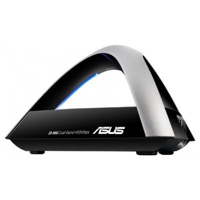 Wi-FI Точка доступа Asus EA-N66 (EA-N66)Wi-Fi точки доступа ASUS<br>USB 2.0 802.11n 450Mbps dual-band (3-in-1 mode)<br>