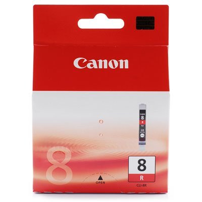 Картридж Canon CLI-8 Red (0626B001) (0626B001)Картриджи для струйных аппаратов Canon<br><br>