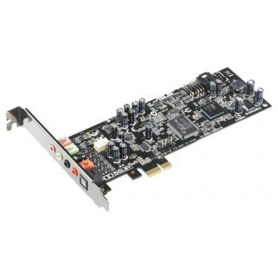 Внутренняя звуковая карта Asus Xonar DGX (XONAR_DGX)Звуковые карты внутренние ASUS<br>5.1 Channel, PCI-e x1, Low-profile<br>