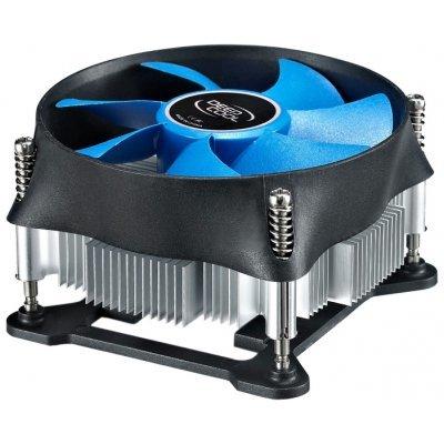 Кулер для процессора Deepcool THETA 15 (THETA15)Кулеры для процессоров DeepCool<br>Soc-1150/1155/1156 3pin 28dB Al 82W 290g винты низкопрофильный<br>
