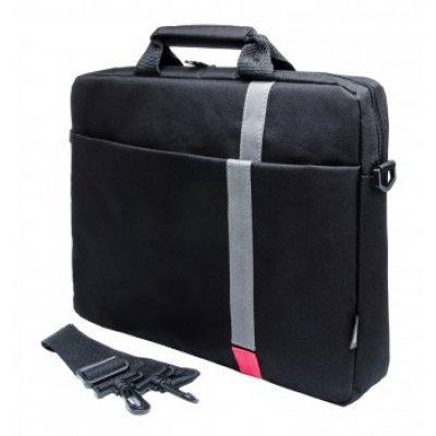Сумка для ноутбука PC PET 15.6 PCP-1001RD Черный (PCP-1001RD) сумка для ноутбука pc pet pcp z9117n