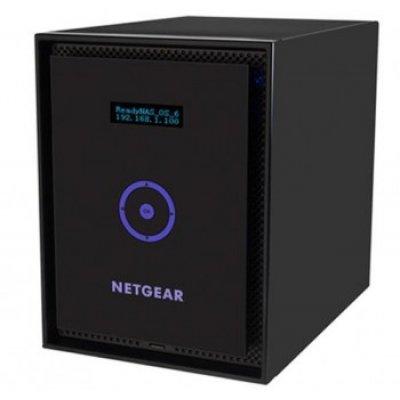 Сетевой накопитель NAS Netgear ReadyNAS Pro 316 6-bay (RN31600) (RN31600-100EUS) сетевой накопитель nas netgear rn42400 100nes rn42400 100nes