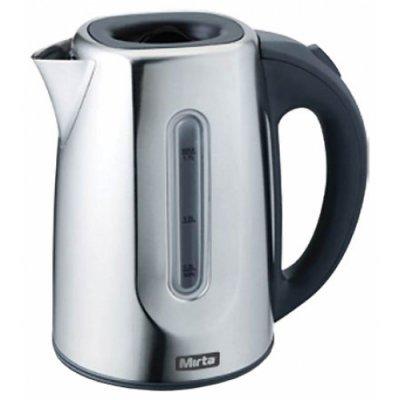 Электрический чайник Sinbo SK-7309 (SK 7309)Электрические чайники Sinbo<br>1,7 литра; Корпус из нержавеющей стали; Защита от сухого кипения; Съемный и моющийся фильтр; Автоматическое выключение при закипании воды; Коннектор с поворотом на 360*; Кнопка вкл/выкл с ярким LED индикатором; ~220/230 В, 50 Гц, 2000 Вт<br>