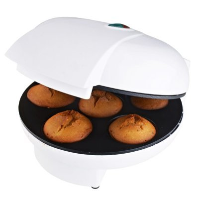 Кексница Smile WM 3605 белый (WM 3605)Кексницы Smile <br>Прибор для приготовления кексов 6шт.<br>