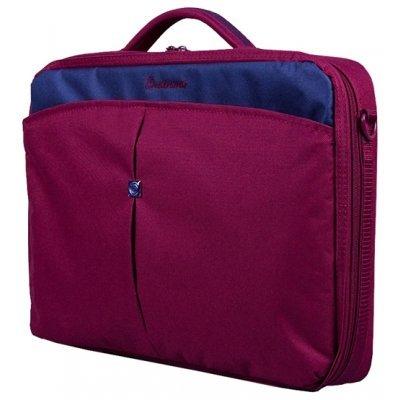Сумка Continent CC-02 Purple (CC-02 Purple)Сумки для ноутбуков Continent<br>(Описание)<br>