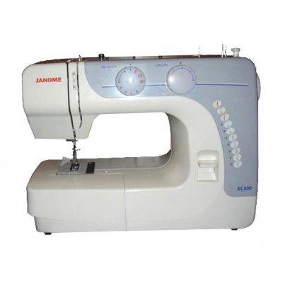 Швейная машина Janome EL530 (EL 530) швейная машинка janome sew mini deluxe