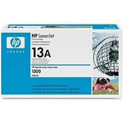 Картридж HP (Q2613A) для  HP LaserJet 1300 (стандартный) (Q2613A)Тонер-картриджи для лазерных аппаратов HP<br>на 2500 стр. Совместим с HP LaserJet 1300t (Q2616A), 1300xi (Q2484A).<br>