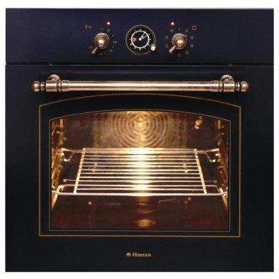 Электрический духовой шкаф Hansa BOES68120090 (BOES68120090)Электрические духовые шкафы Hansa<br>Размеры (ВхШхГ): 59 х 56 x 56, 8 режимов приготовления, гриль электрический, есть таймер<br>