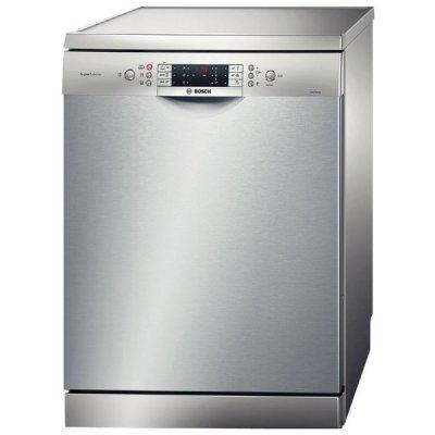 Посудомоечная машина Bosch SMS69M78RU (SMS69M78RU)Посудомоечные машины Bosch<br>84.5x60x60, 14 компл., класс энергопотребления А, таймер отсрочки старта 1-24 ч<br>