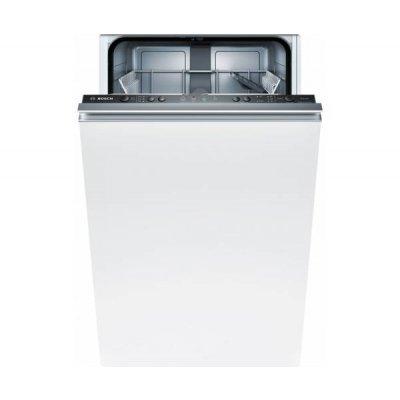 Встраиваемая посудомоечная машина Bosch SPV40E10RU (SPV40E10RU)Встраиваемые посудомоечные машины Bosch<br>45x57x82см, 9 комплектов посуды, класс энергопотребления A, таймер от 3 до 9 часов<br>