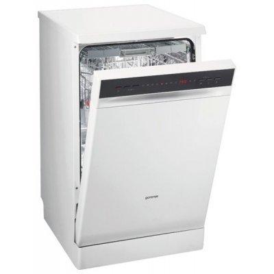 Посудомоечная машина Gorenje GS53314W (GS53314W)Посудомоечные машины Gorenje<br>85x45x60, 10 комплектов, A, таймер отсрочки старта, белая<br>