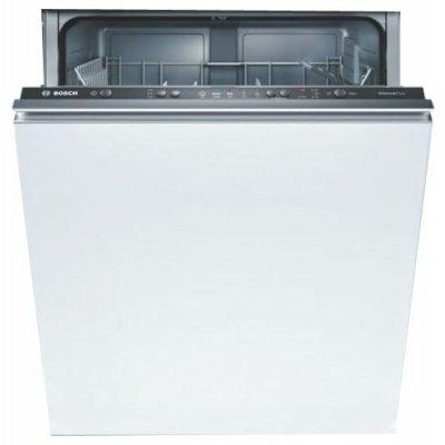 Встраиваемая посудомоечная машина Bosch SMV50E30RU (SMV50E30RU)Встраиваемые посудомоечные машины Bosch<br>8.15х60х55, 13 компл., полновстраиваемая, класс энергопотребления А, цвет: черный<br>