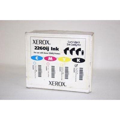 Картридж Xerox 2260ij Ink accessory kit (Голубой) 0,3 km (026R09950)Картриджи для струйных аппаратов Xerox<br><br>