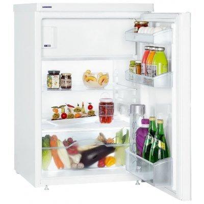 Холодильник Liebherr T 1504-20 001 (T 1504-20 001)Холодильники Liebherr<br>холодильник с морозильником<br>отдельно стоящий<br>однокамерный<br>класс A+<br>морозильник сверху<br>общий объем 134 л<br>капельная система<br>