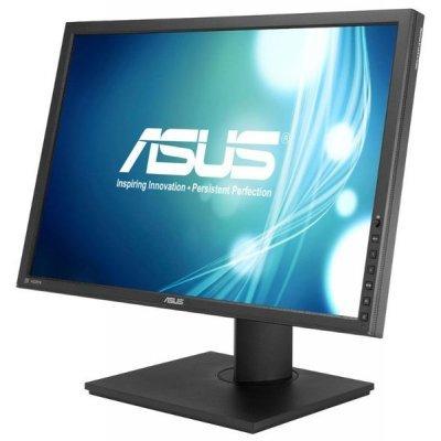 Монитор 24.1 Asus PB248Q Black (90LMGH001Q02251C-)Мониторы ASUS<br>LED, IPS, 1920x1200, 6ms, 300 cd/m2, ASCR 80M:1, D-Sub, DVI-D, DP, HDMI, USB, Hedph.Out, HAS, Pivot<br>