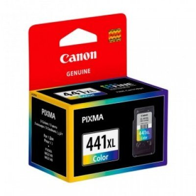 Картридж Canon CL-441XL для MG2140/3140 (5220B001) (5220B001)Картриджи для струйных аппаратов Canon<br>струйный<br>