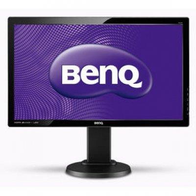 Монитор 24 Benq GL2450HT Glossy-Black (9H.L7CLB.HBE) benq gl2250hm glossy black монитор