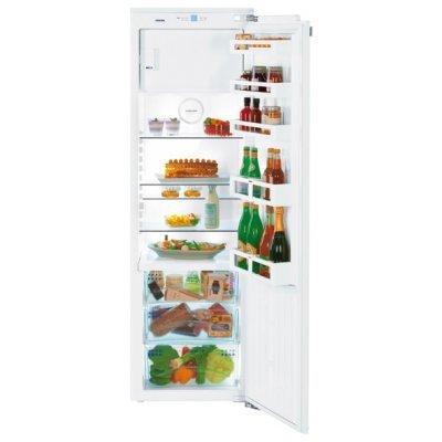 Холодильник Liebherr IKB 3514 (IKB 3514-20 001)Холодильники Liebherr<br>Встраиваемый, 177.2x56x55, однокамерный, объем камер 171/28л, зона свежести 92 л, морозильная камера сверху<br>
