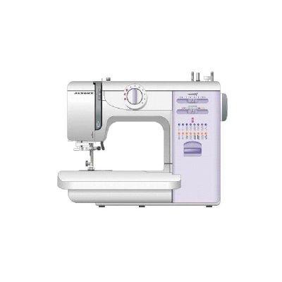 Швейная машина Janome 419S (419S)Швейные машины Janome<br>электромеханическая, качающийся челнок, швейных операций - 19, петля-автомат<br>