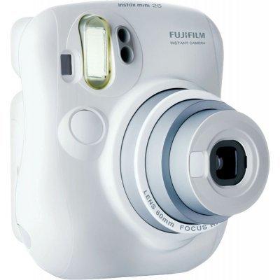 �������� ����������� Fujifilm Instax Mini 25 ����� (Instax MINI 25 White)