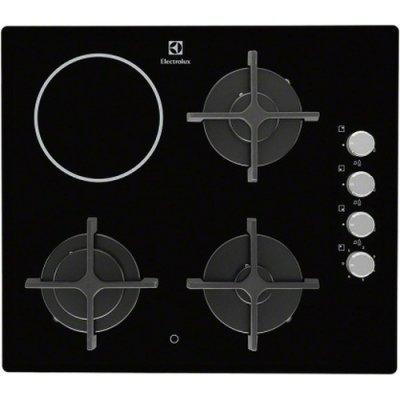 Комбинированная варочная панель Electrolux EGE6182NOK (EGE6182NOK)Комбинированные варочные панели Electrolux<br><br>