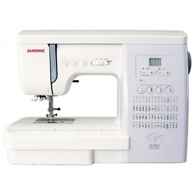 Швейная машина Janome QC 2325 (Janome QC 2325)  janome horizon memory craft 8200 qc