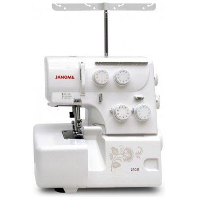 Швейная машина Janome 210D Оверлок (Janome 210D Оверлок)