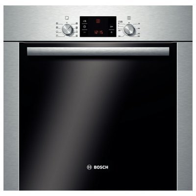 Электрический духовой шкаф Bosch HBA63B251 (HBA63B251)Электрические духовые шкафы Bosch<br>Multifunktion3D, 6 режимов нагрева, XXL-духовка 65л, эмаль GranitEmail, 4-слойное остекление, пиролитическая самоочистка , класс А ( А - 30% ), электронные часы, автоматический быстрый разогрев, Блокировка от детей, утапливаемые переключатели<br>