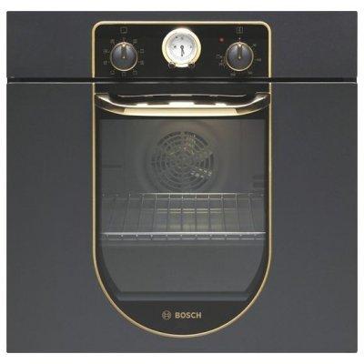 Электрический духовой шкаф Bosch HBA23BN61 черный (HBA23BN61)
