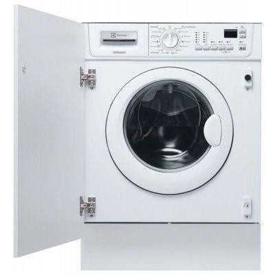 Стиральная машина Electrolux EWX147410W (EWX147410W) встраиваемая стиральная машина electrolux ewx 147410w white