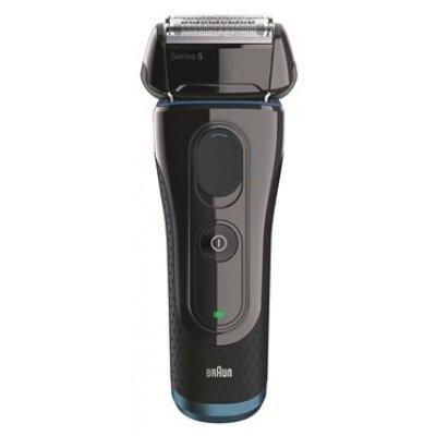 Бритва Braun 5040s Series 5 (5 5040 S)Электрические бритвы Braun<br>сеточная система бритья, 2 бритвенные головки, сухое / влажное бритье, питание: от аккумулятора, время автономной работы 45 мин, плавающие головки<br>