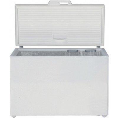 Морозильная камера Liebherr GT 4232-20 001 (GT 4232-20 001)Морозильники Liebherr<br>91.7х128.5х76, 414 л, однокамерный морозильный ларь<br>