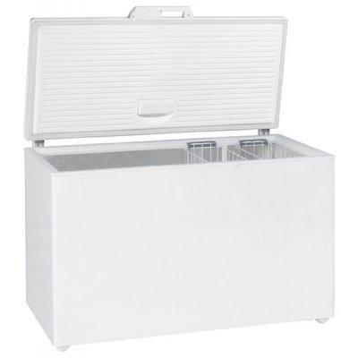 Морозильная камера Liebherr GT 4932-20 001 (GT 4932-20 001)Морозильники Liebherr<br>91.7х136.9х80.9, 461 л, однокамерный морозильный ларь<br>