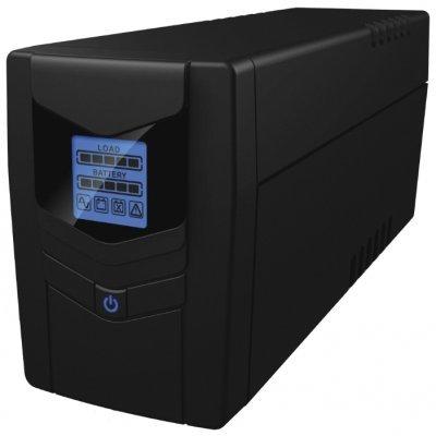 Источник бесперебойного питания Ippon Back Power LCD Pro 800 (Ippon Back Power LCD Pro 800) ippon ippon back power lcd pro 800
