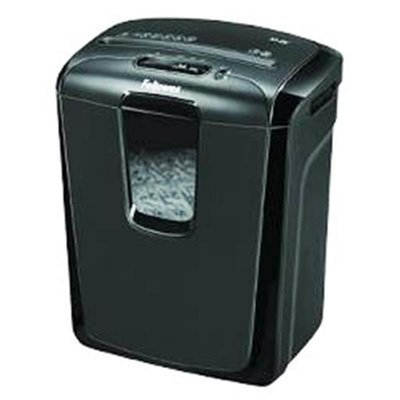 Шредер Fellowes PowerShred M-8C (FS-4604101) fellowes powershred m 8c black шредер