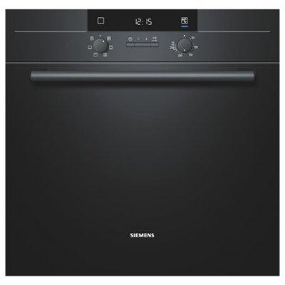Электрический духовой шкаф Siemens HB23AB620R (HB23AB620R)Электрические духовые шкафы Siemens<br>59.5 х 59.5 x 54.8 см, гриль: есть, 5 программ, таймер: есть<br>