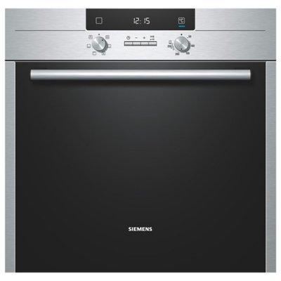 Электрический духовой шкаф Siemens HB23AB520R (HB23AB520R)Электрические духовые шкафы Siemens<br>59.5 х 59.5 x 54.8 см, гриль: есть, 5 программ, таймер: есть<br>