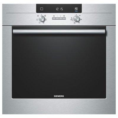 Электрический духовой шкаф Siemens HB23AB530R (HB23AB530R)Электрические духовые шкафы Siemens<br>60х60х52, 5 режимов нагрева, многофункциональные часы<br>