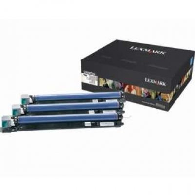 Блок фотобарабана Lexmark C950X73G (C950X73G)Фотобарабаны Lexmark<br>C950, X95x, комплект из 3 шт (115K)<br>