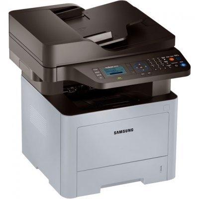 Лазерное МФУ Samsung SL-M3870FD (SL-M3870FD/XEV)Монохромные лазерные МФУ Samsung<br>Многофункциональное устройство, Ч/б, 38 стр.м, копир/принтер/цв.сканер/факс/ADF на 50 листов/кассетный лоток 250 листов, многоцелевой - 50 листов/256Mb/600МГц. Макс. нагрузка - 80 000стр./мес<br>
