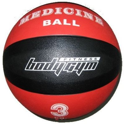 Мяч медицинский HouseFit 1221-30-А 4кг с рукоятками (1221-30-А/4кг)