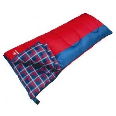 Спальный мешок Bergen Sport Denali 300 одеяло красный (Bergen Sport Denali 300 одеяло красный)