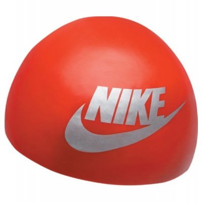 Шапочка для плавания Nike 272837-611 (272837-611)Шапочки для плавания Nike<br>шапка д/плав.Printed Graphic Dome<br>