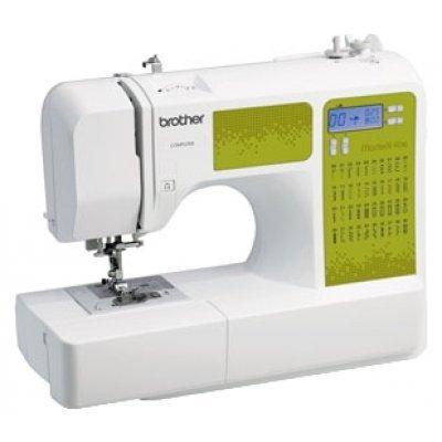 Швейная машина Brother ModerN 40E (ModerN 40E)Швейные машины Brother<br>электронная, ротационный горизонтальный челнок, швейных операций - 40, петля-автомат<br>